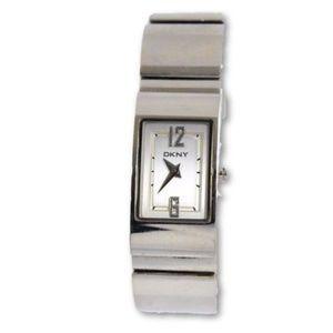 """DKNY Women Ladies Bracelet Watch Silver 6.25"""""""